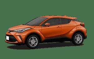 Orange metallic