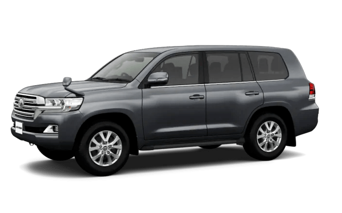 Easy Cars Toyota Land Cruiser AX