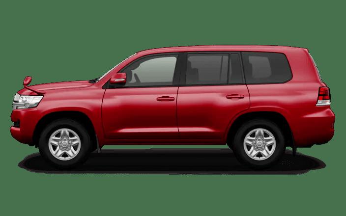 Toyota Landcruiser GX